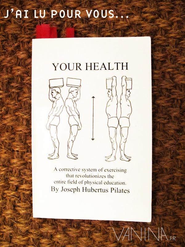 Your Health de Joseph Pilates