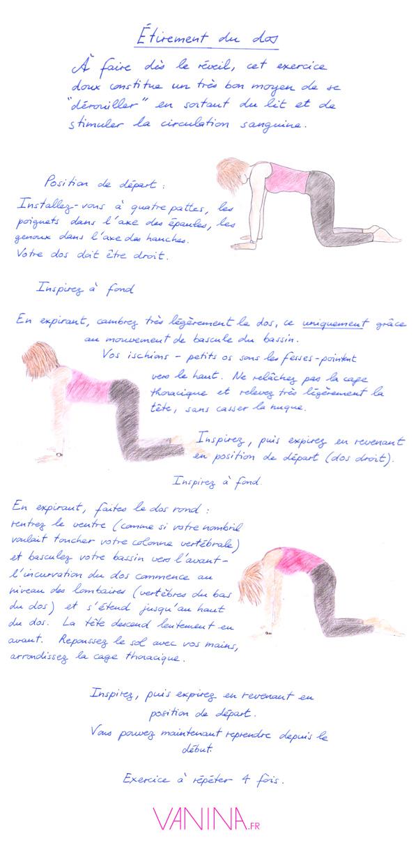Exercice de Pilates gratuit
