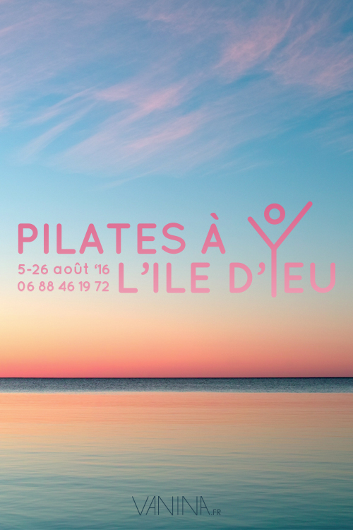Pilates à Yeu
